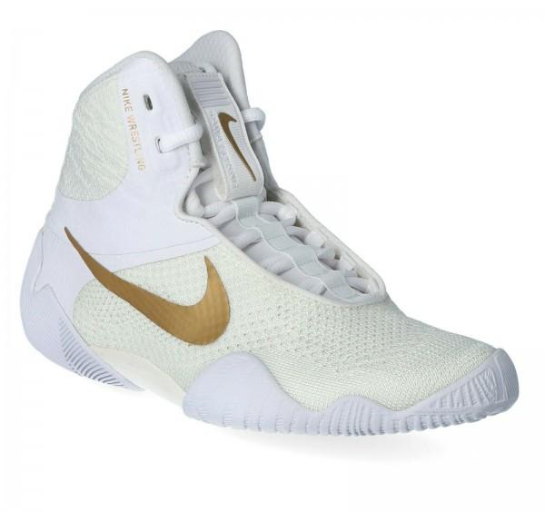 Nike Tawa - weiß gold