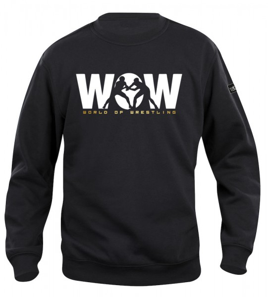 WoW Wordl of Wrestling Pullover
