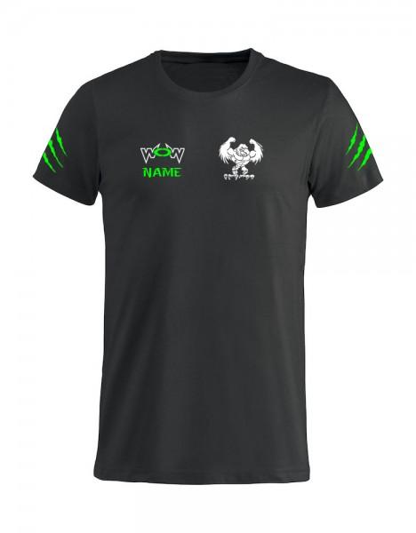 Seeheim Herren T-Shirt Adler
