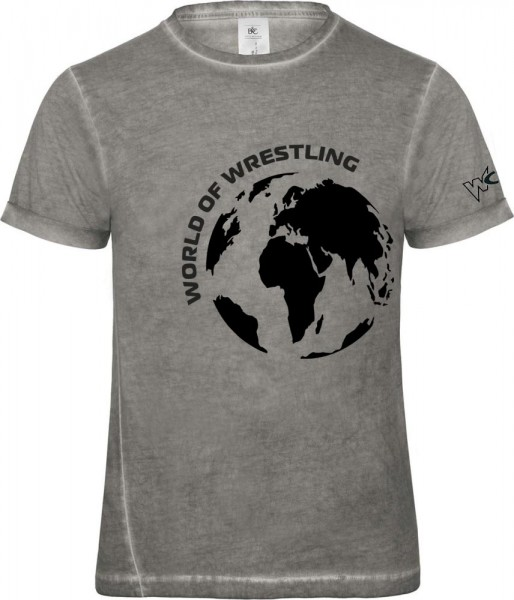Wrestling World Style T-Shirt - Herren