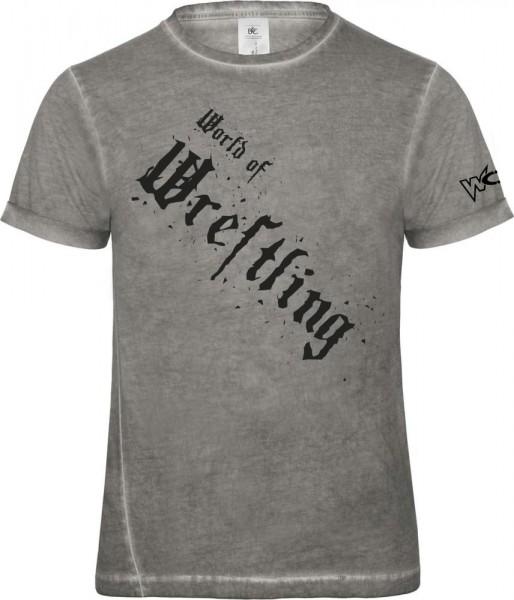 Wrestling Pro Style T-Shirt - Herren