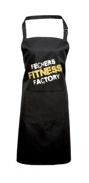 FFF Grill Schürze Fechers Fitness Factory