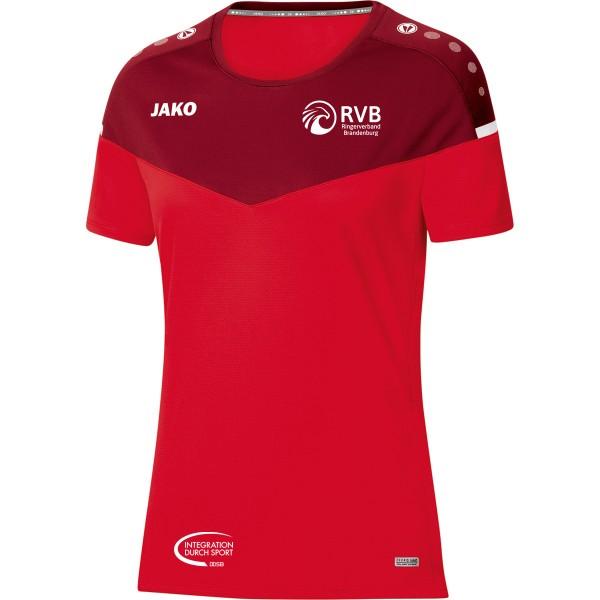 T-Shirt Ringerverband Brandenburg Damen