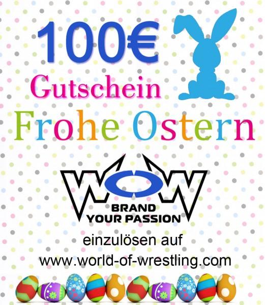 100 Euro Osterngutschein