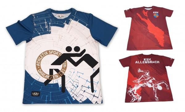 15 Individualisierte T-Shirts Frauen/Männer