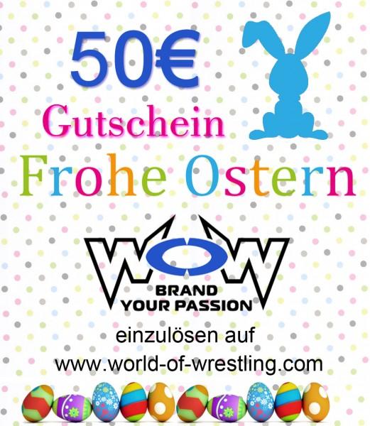 50 Euro Osterngutschein